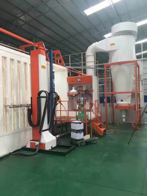 Automatic painting equipment